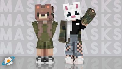 Masks on the Minecraft Marketplace by NovaEGG
