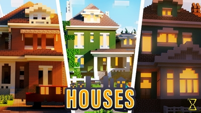 Houses Survival on the Minecraft Marketplace by Hourglass Studios