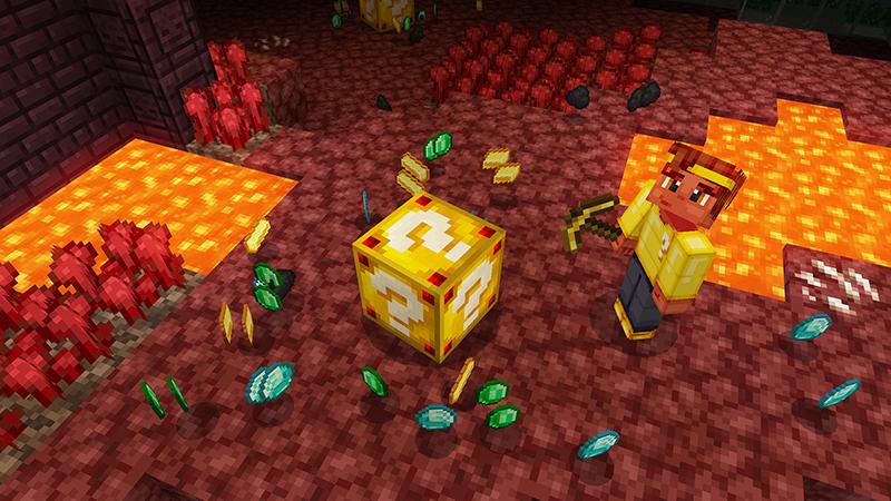 Lucky Block Islands by Razzleberries