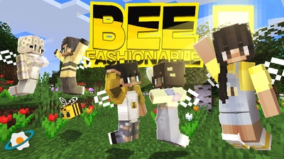 Bee Fashionable on the Minecraft Marketplace by NovaEGG