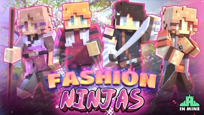 Fashion Ninjas on the Minecraft Marketplace by In Mine