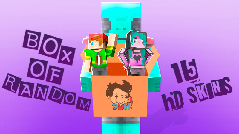 Box of Random on the Minecraft Marketplace by Duh