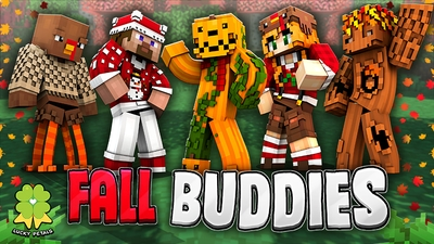 Fall Buddies on the Minecraft Marketplace by The Lucky Petals