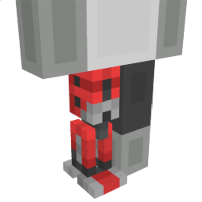 Robot Legs on the Minecraft Marketplace by Odd Block