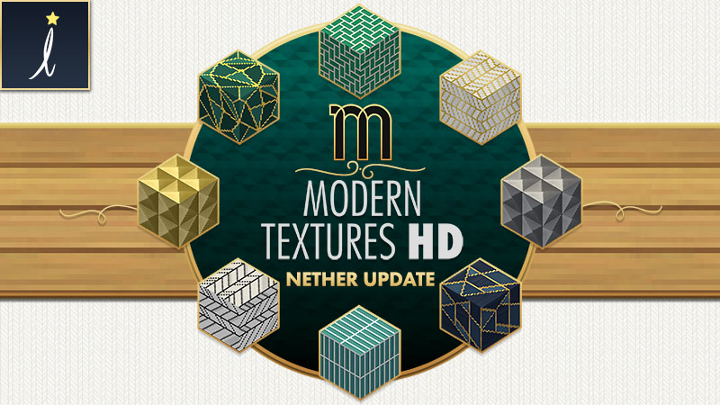 Modern Textures HD on the Minecraft Marketplace by Imagiverse