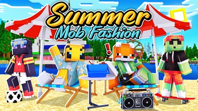Summer Mob Fashion on the Minecraft Marketplace by Cypress Games