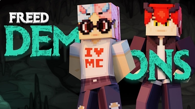 Freed Demons on the Minecraft Marketplace by Dig Down Studios
