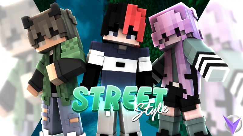 Street Style on the Minecraft Marketplace by Team Visionary