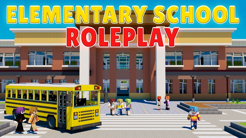 Elementary School Roleplay on the Minecraft Marketplace by BBB Studios