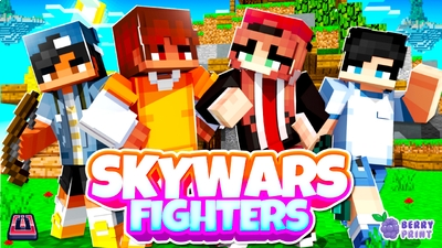 Skywars Fighters on the Minecraft Marketplace by Razzleberries