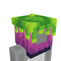 Eggplant Mask on the Minecraft Marketplace by BLOCKLAB Studios