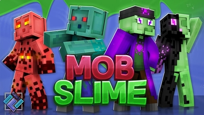 Mob Slime on the Minecraft Marketplace by PixelOneUp