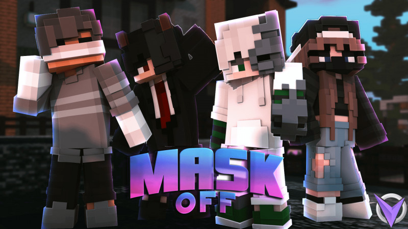 Mask OFF on the Minecraft Marketplace by Team Visionary