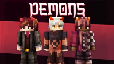 Demons on the Minecraft Marketplace by BLOCKLAB Studios