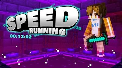 Speedrunning on the Minecraft Marketplace by BBB Studios