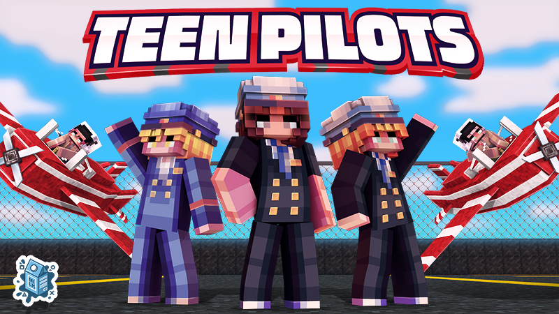 Teen Pilots on the Minecraft Marketplace by Norvale