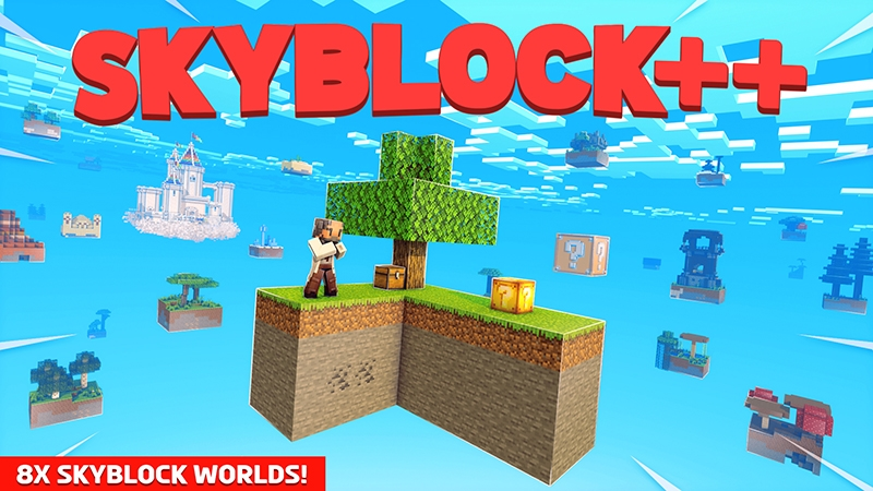 SKYBLOCK on the Minecraft Marketplace by Kubo Studios