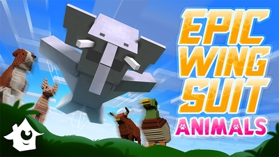Epic Wing Suit Animals on the Minecraft Marketplace by House of How