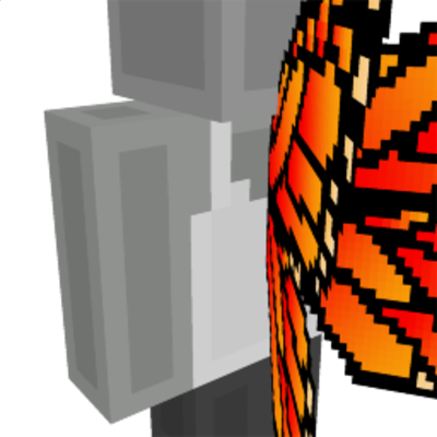 Red Butterfly Wings on the Minecraft Marketplace by Pixelusion