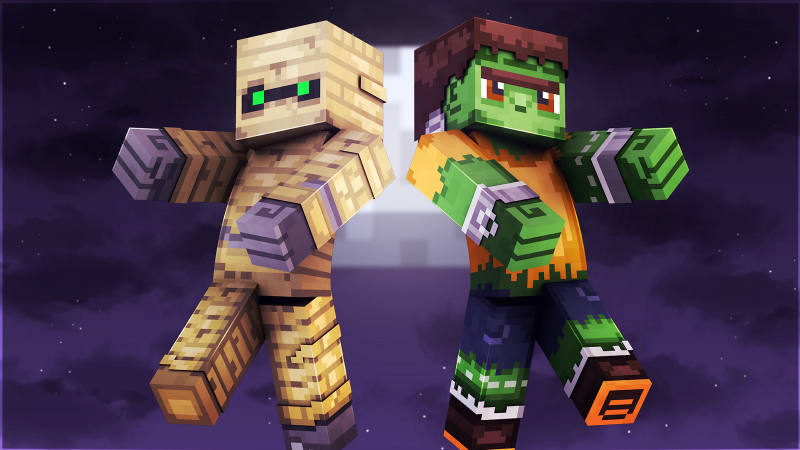 Monster Teens on the Minecraft Marketplace by 57Digital