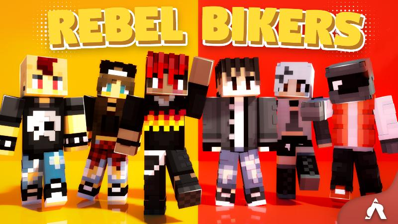 Rebel Bikers on the Minecraft Marketplace by Atheris Games