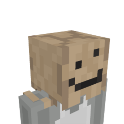 Paperbag on the Minecraft Marketplace by Panascais
