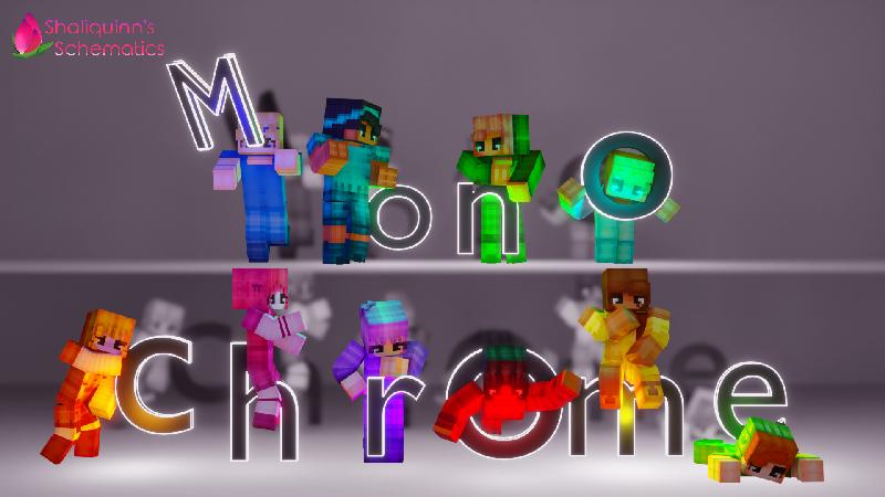 Monochrome on the Minecraft Marketplace by Shaliquinn's Schematics