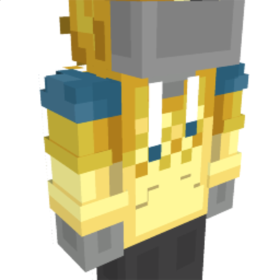 Pufferfish Hoodie on the Minecraft Marketplace by Geeky Pixels