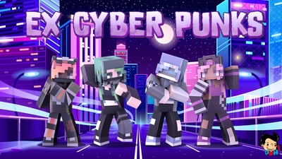 Ex Cyber Punks on the Minecraft Marketplace by Duh