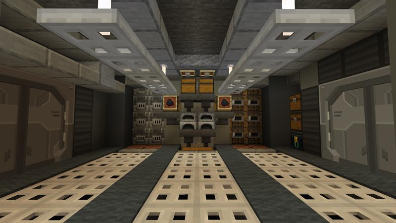 Secret Underground Base by Podcrash