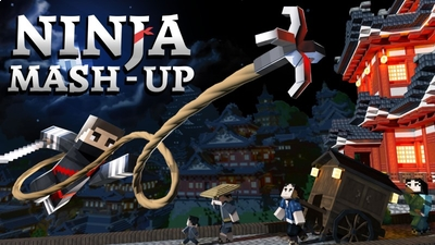 Ninja Mashup on the Minecraft Marketplace by Everbloom Games