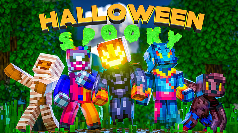 Halloween Spooky on the Minecraft Marketplace by Diluvian