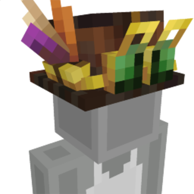 Tinkerers Top Hat on the Minecraft Marketplace by The Misfit Society