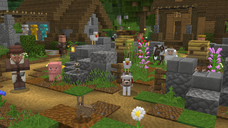 CreatorPack on the Minecraft Marketplace by CreatorLabs