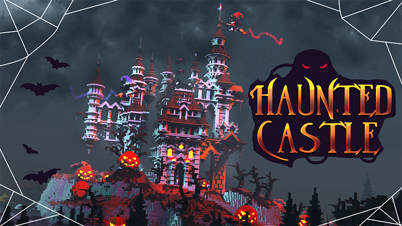 Haunted Castle on the Minecraft Marketplace by Diluvian