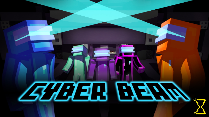 Cyber Beam on the Minecraft Marketplace by Hourglass Studios