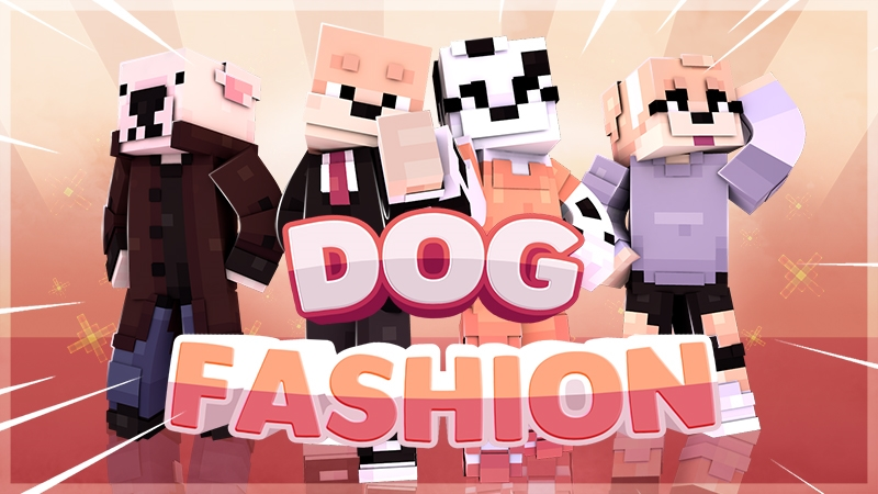Dog Fashion on the Minecraft Marketplace by Kubo Studios