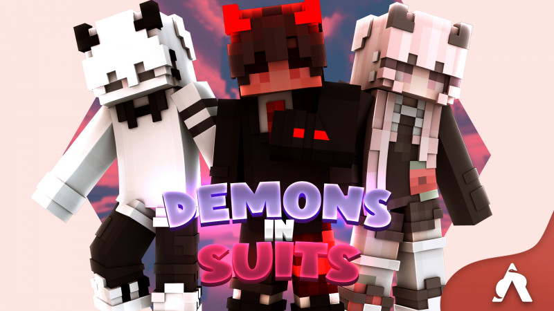 Demons in Suits on the Minecraft Marketplace by Atheris Games