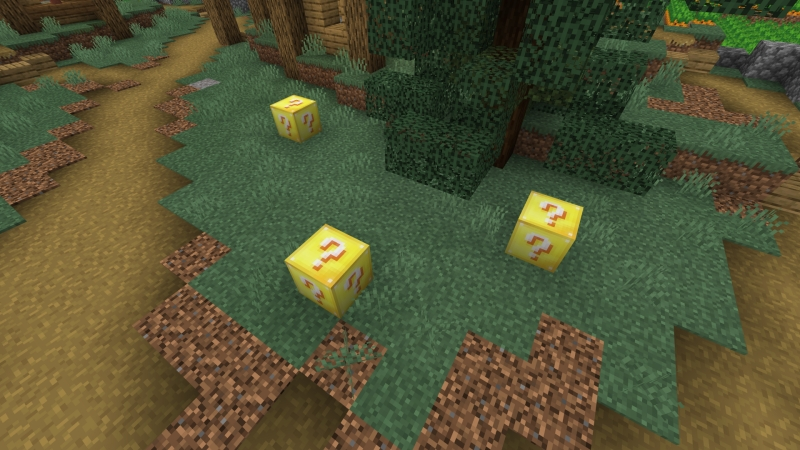 Lucky Blocks Adventure by Fall Studios