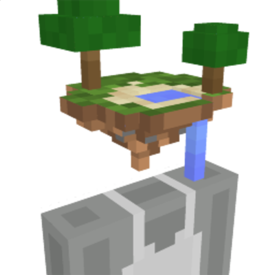 Skyblock Head on the Minecraft Marketplace by stonemasons