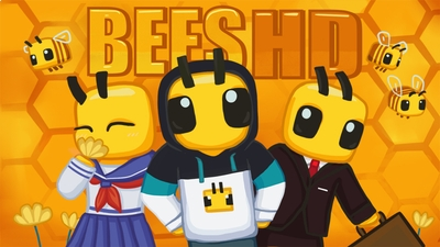 Bees HD on the Minecraft Marketplace by BBB Studios