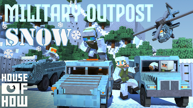 Military Outpost: Snow