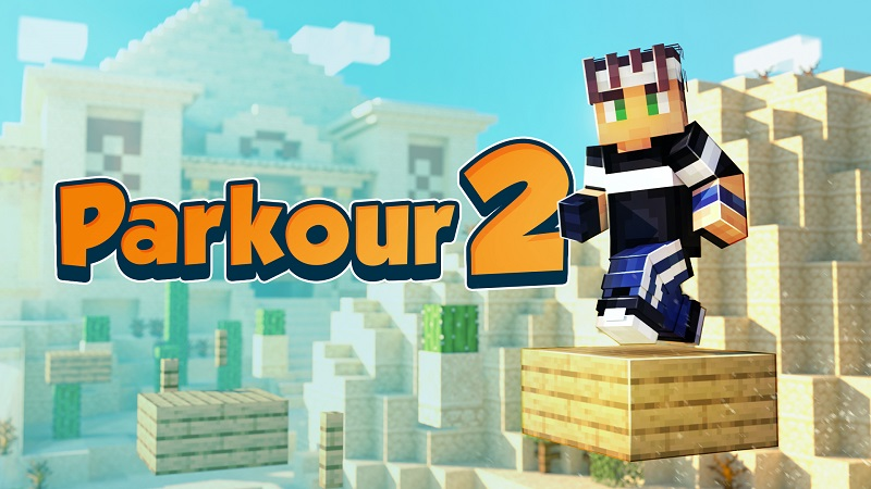 Parkour 2 on the Minecraft Marketplace by BBB Studios