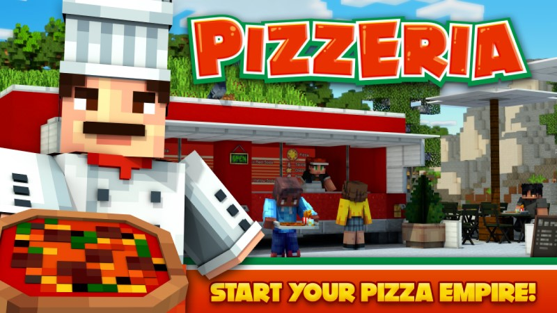 Pizzeria on the Minecraft Marketplace by Shapescape