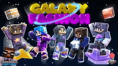 Cute Galaxy Fashion on the Minecraft Marketplace by Tomhmagic Creations