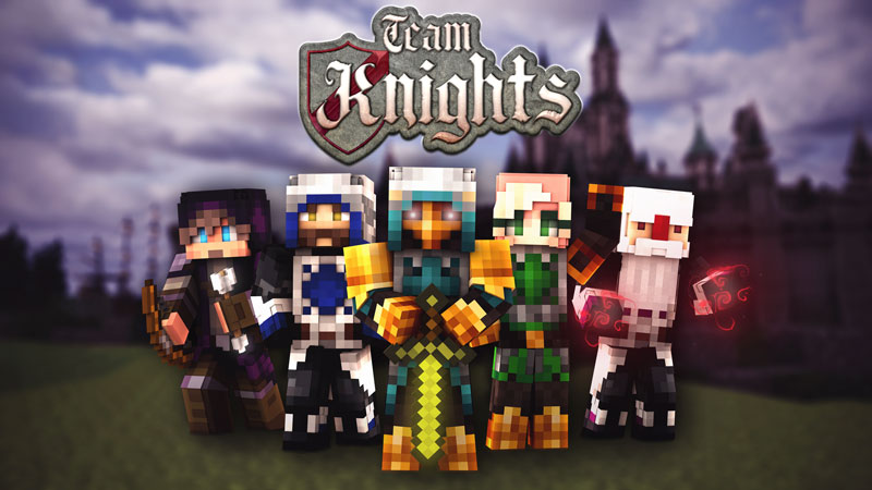 Team Knights on the Minecraft Marketplace by Impulse