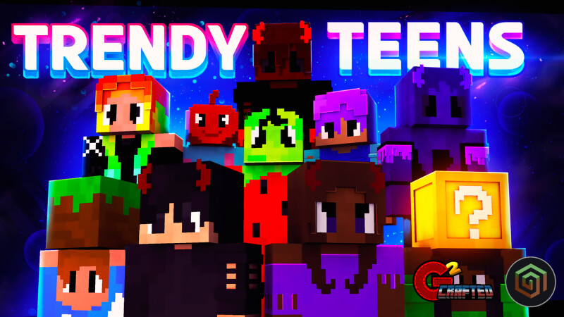 Trendy Teens on the Minecraft Marketplace by G2Crafted