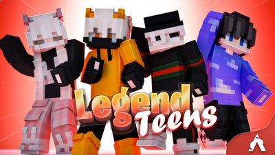 Legend Teens on the Minecraft Marketplace by Atheris Games