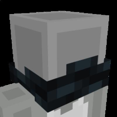 Bandana Mask on the Minecraft Marketplace by Metallurgy Blockworks
