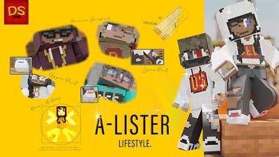 ALister Lifestyle on the Minecraft Marketplace by Netherpixel